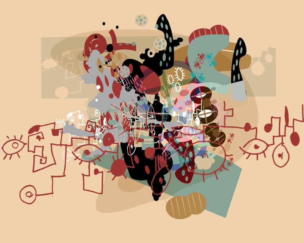 Raymond X - Arts numériques